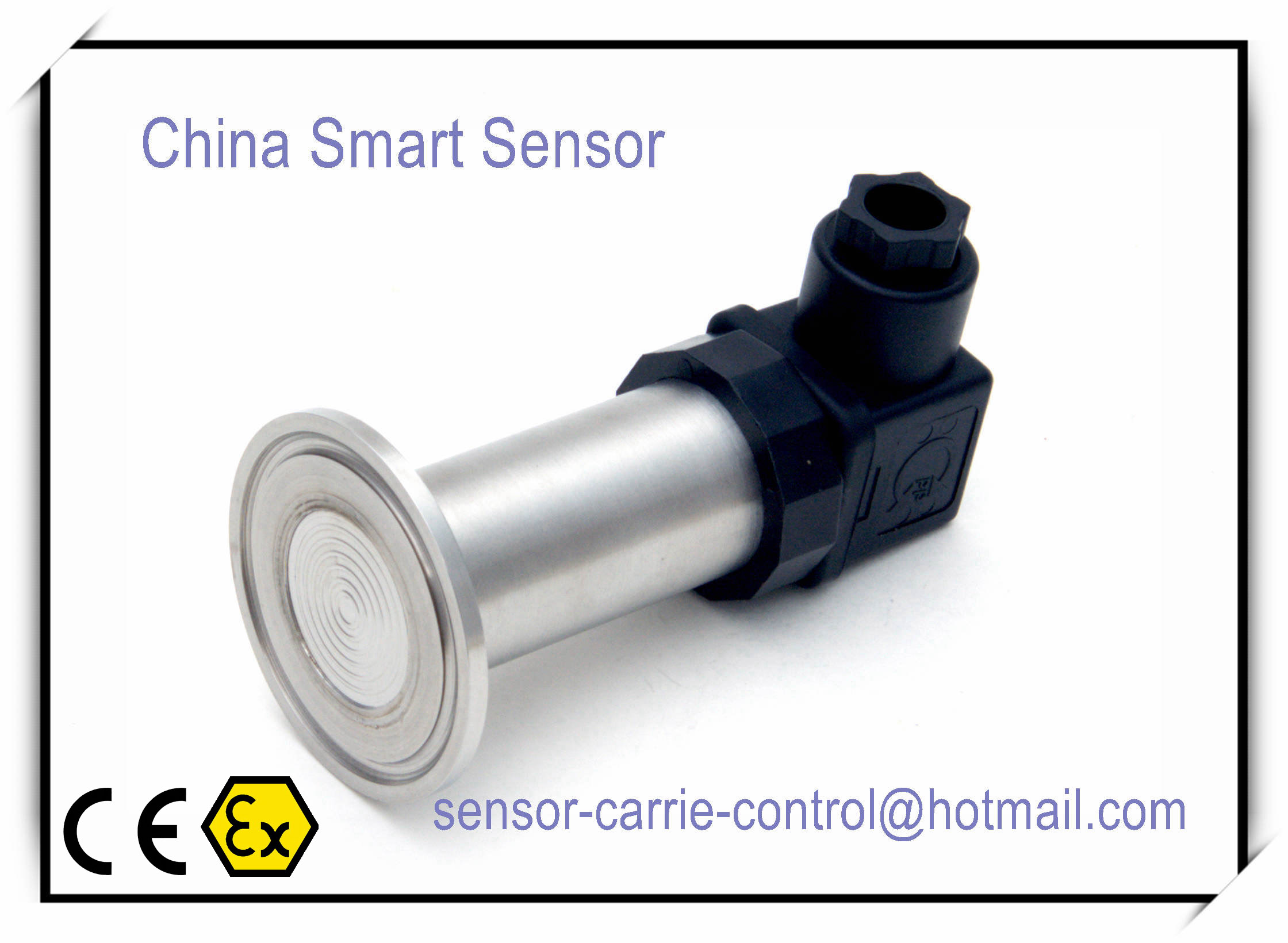 Analog Pressure Transmitter Silicon Oil Filled Pressure Transmitter Piezoresistive Pressure Sensor